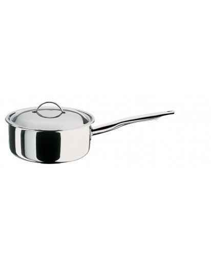 Spring: Cristal Low Saucepan with Lid 16 cm