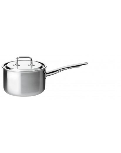 Spring: Brigade Premium Deep Saucepan with Lid, 18 cm