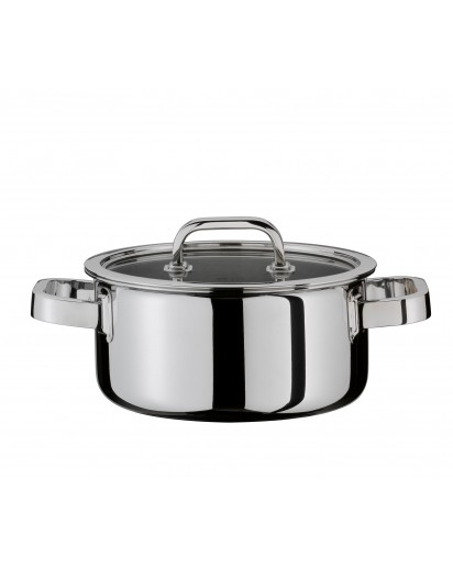 Spring: Finesse Casserole with Lid 16 cm