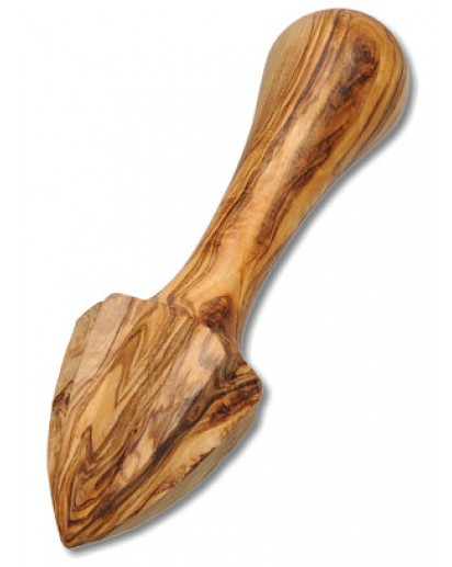 Citrus Juicer Olive Wood