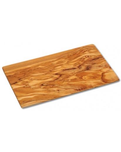 Herbs Cutting Board Olive Wood