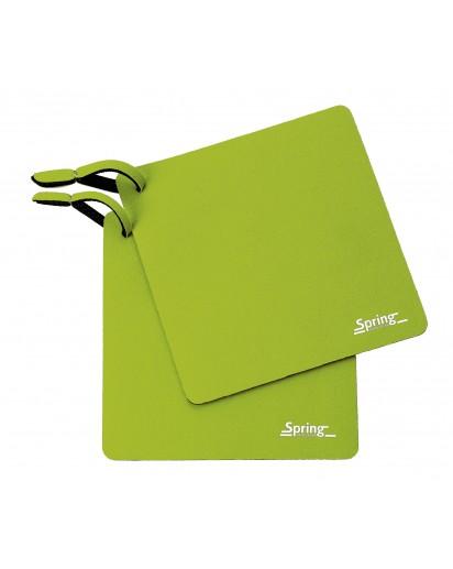 Spring: Grips Pot Holders Light Green, 1 Pair