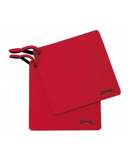 Spring: Grips Pot Holders Red, 1 Pair