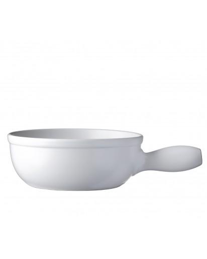 Spring: Fondue Pot Eco 24 cm, White
