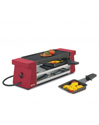 Spring: Raclette 2 Compact, Red