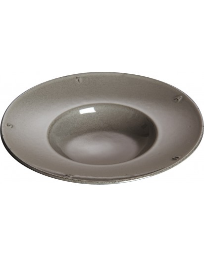 Staub: hors d'oeuvre plate, 21 cm, grey