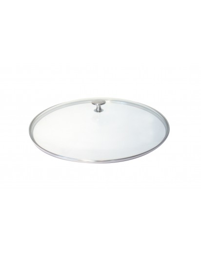 Staub: Glass Lid with Nickel-Plated Knob, 37 cm
