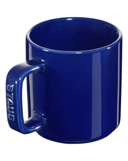 Staub: 2er Set Tasse blau