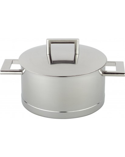 Demeyere: Stew pot with lid John Pawson 20 cm