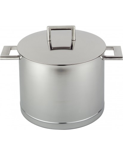 Demeyere: Stock pot with lid John Pawson 20 cm