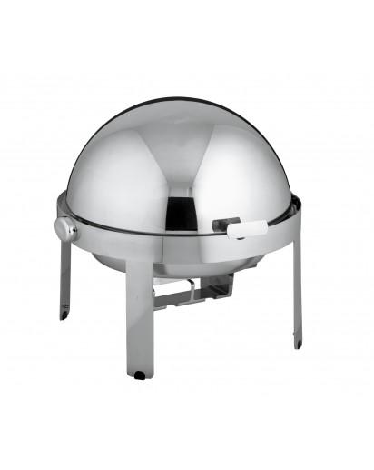 Spring: Rondo Advantage Chafing Dish rund mit Rolltop