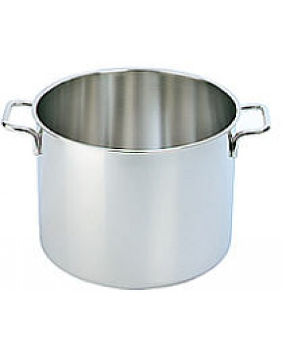 Demeyere: Deep stockpot Apollo 30 cm