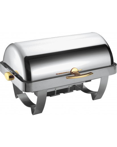 Spring: Rondo Classic Chafing Dish GN 1/1, vergoldet