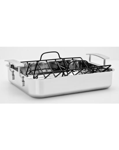 Demeyere: Roasting pan Industry 40cm