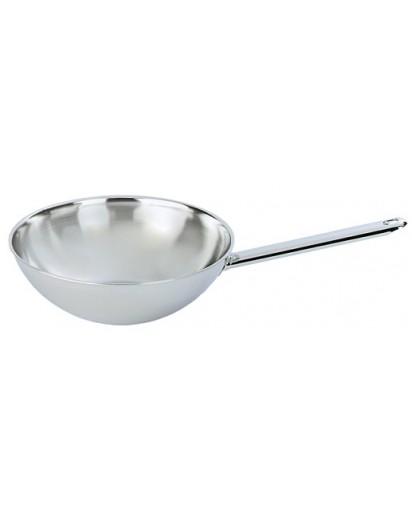 Demeyere: Wok with flat base 30 cm