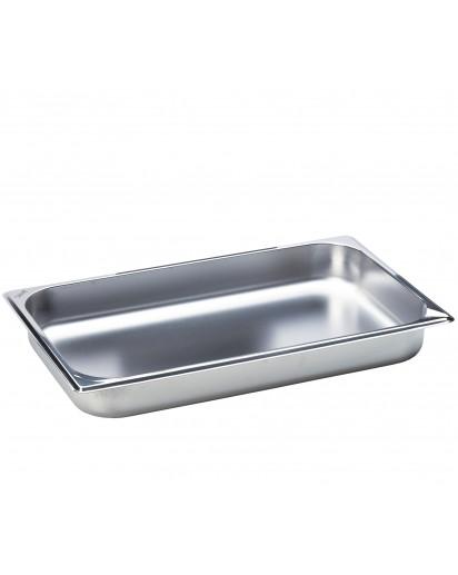 Spring: Buffet Solution Edelstahl Einsatz 6,5cm, GN 1/1