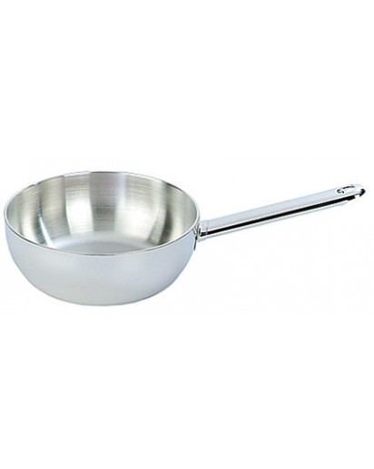 Demeyere: Conical sauté pan Apollo 18 cm