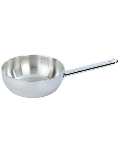 Demeyere: Conical sauté pan Apollo 28 cm
