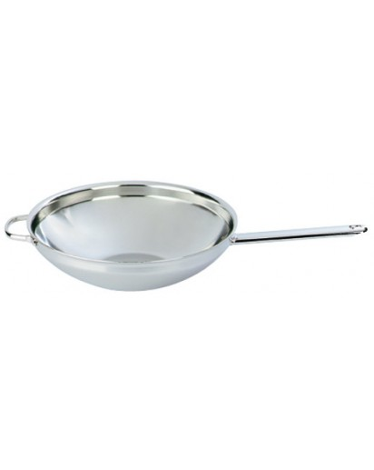 Demeyere: Wok with flat base 36 cm