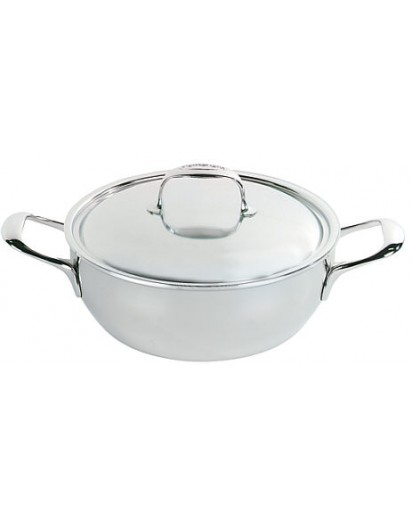 Demeyere: Conical Dutch oven Atlantis 24 cm