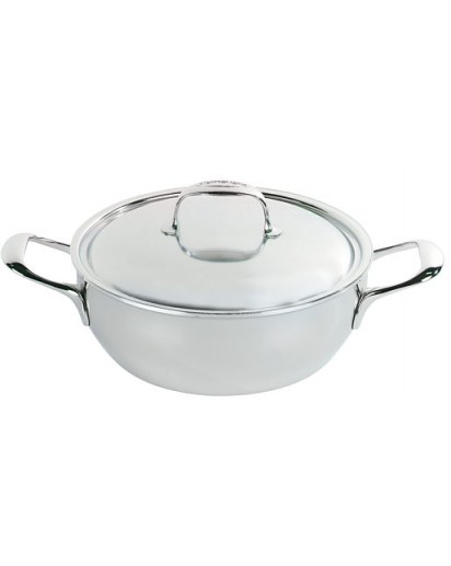 Demeyere: Conical Dutch oven Atlantis 28 cm