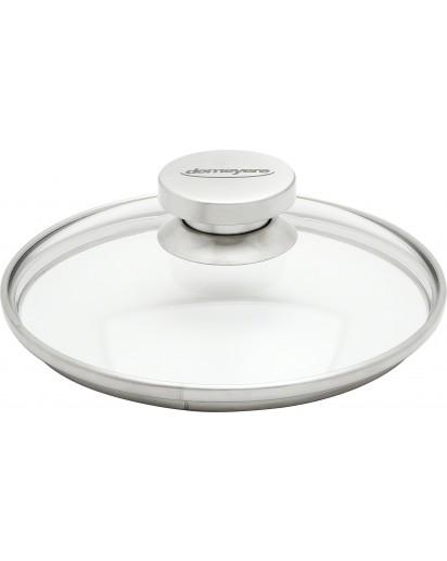 Demeyere: Glass lid Senses 18 cm