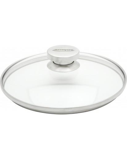Demeyere: Glass lid Senses 22 cm