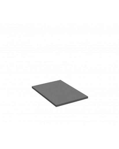 Spring: Table Concept Kompaktplatte anthrazit linkes/rechtes Modul 1/3