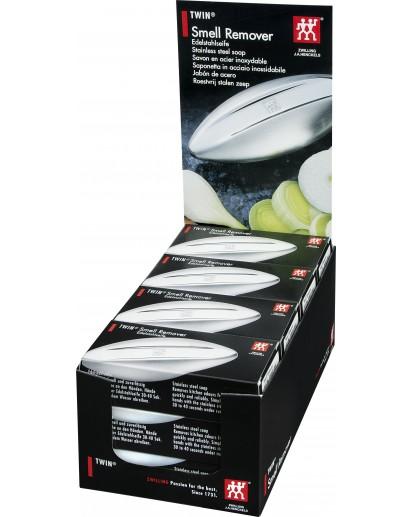Zwilling: Stainless Steel Soap, bi-colour, matt-polished, 12pcs