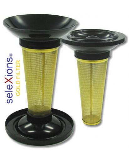 Selexions: Tea-Pot-Filter Gold seleXions