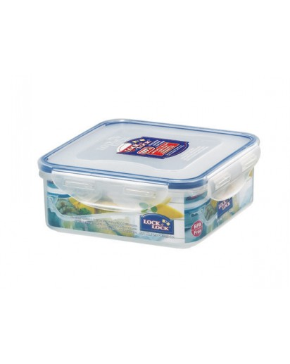 Lock & Lock: Container Square 870 ml (HPL823)