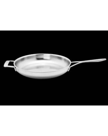Demeyere: Frying Pan Industry Ø 32 cm with helper handle