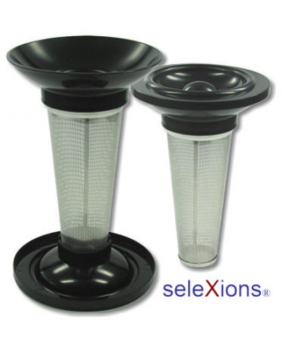 Selexions: stainless-steel Tea-Pot-Filter