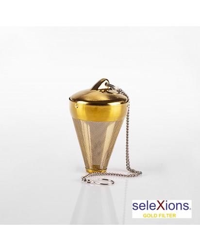 Selexions: Tea-Infuser Gold