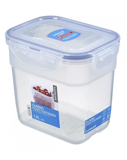 LocknLock: Container Rectangular Nestable 1.0 l (HPL313)