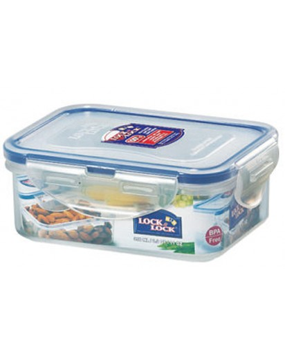 Lock & Lock: Container Rectangular 350 ml (HPL806)