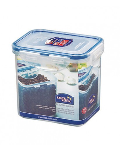 Lock & Lock: Container Rectangular 850 ml (HPL808)
