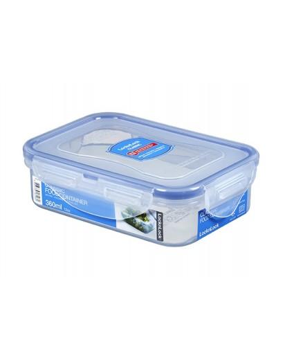 LocknLock: Container Rectangular 360 ml (HPL810)