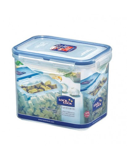 Lock & Lock: Container Rectangular 1.0 l (HPL812)