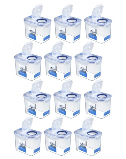 LocknLock: Container with Flip-Top Lid 1.0 l (HPL812F)