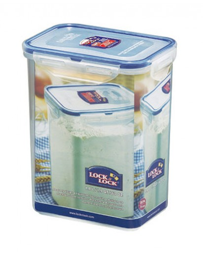 Lock & Lock: Container Rectangular 1.8 l (HPL813)