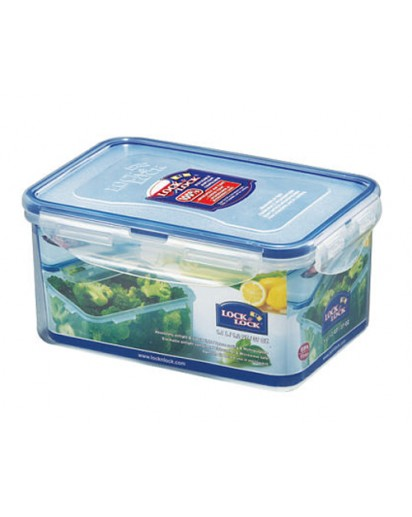Lock & Lock: Rectangular Container 1.1 l (HPL815D)