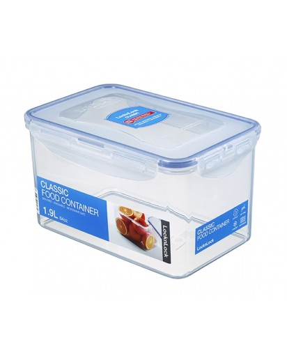 LocknLock: Container Rectangular 1.9 l (HPL818)