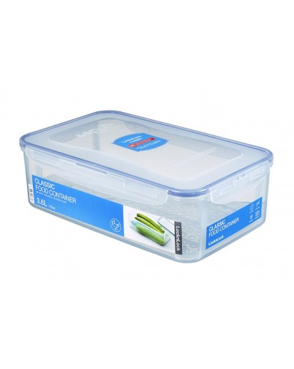 LocknLock: Container Rectangular with Serving Inset 3.6 l (HPL833)