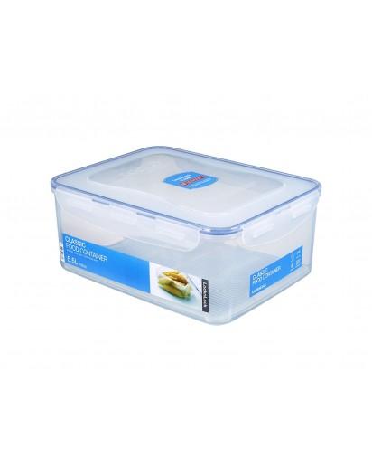 LocknLock: Container Rectangular with Drain Grate 5.5 l