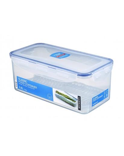 LocknLock: Rectangular Tall Food / Bread Container (HPL848)