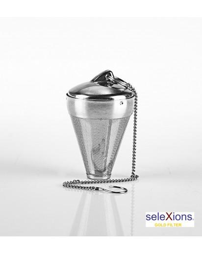 Selexions: Tea-Egg stainless-steel