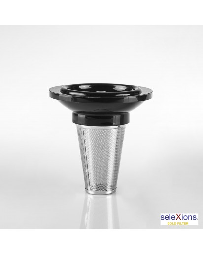 Selexions: stainless-steel One-Cup-Tea-Filter