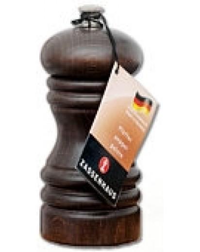 Zassenhaus: Pfeffermühle 'Berlin' Buche dunkel gebeizt, 12cm