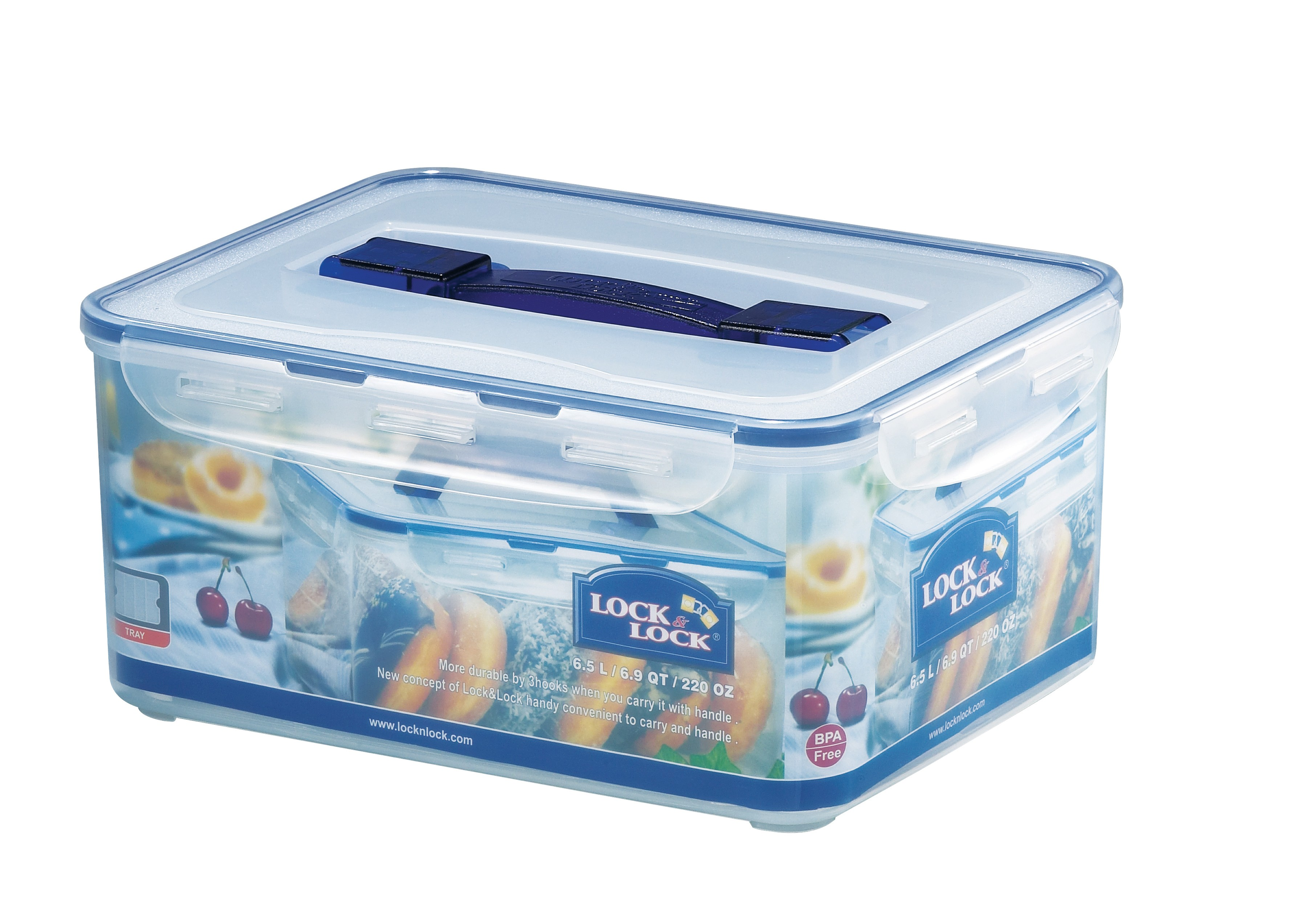 BetterKitcheneu Online Shop Buy Rectangular Container 65 l HPL883